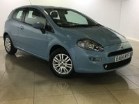 USED 2014 64 FIAT PUNTO 1.2 MULTIJET LOUNGE 3d 85 BHP 1 Owner From New/Bluetooth
