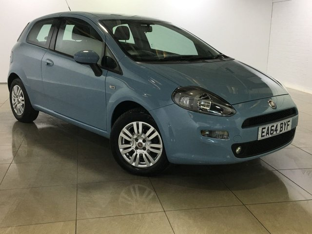 View our 2014 64 FIAT PUNTO 1.2 MULTIJET LOUNGE 3d 85 BHP
