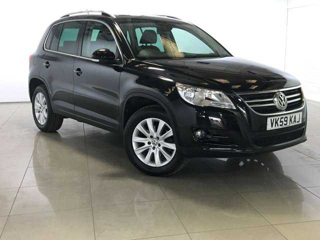 View our 2009 59 VOLKSWAGEN TIGUAN 2.0 SE TDI 4MOTION 5d 138 BHP