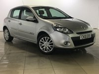 USED 2010 10 RENAULT CLIO 1.1 DYNAMIQUE 16V 5d 74 BHP
