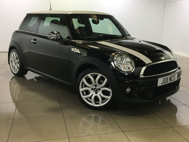View our 2011 11 MINI HATCH COOPER 1.6 COOPER S 3d 184 BHP