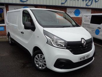 2016 RENAULT TRAFIC 1.6 LL29 BUSINESS PLUS DCI 1d 120 BHP £11500.00