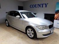 2008 BMW 1 SERIES 2.0 118D SE 5d 141 BHP £4495.00