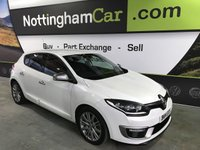 USED 2014 14 RENAULT MEGANE 1.6 GT LINE TOMTOM ENERGY DCI S/S 5d 130 BHP