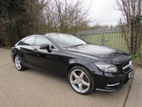 USED 2013 62 MERCEDES-BENZ CLS CLASS 2.1 CLS250 CDI SPORT AMG 4d 204 BHP Low Mileage