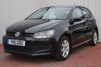 USED 2011 11 VOLKSWAGEN POLO 1.2 SE 5d 60 BHP 1 FORMER OWNER