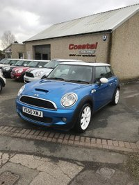 2006 MINI HATCH COOPER 1.6 COOPER S 3d 172 BHP £3395.00