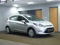 USED 2009 09 FORD FIESTA 1.2 STYLE 5d 59 BHP+++++DEPOSIT RECEIVED++++