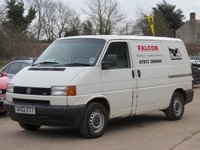 USED 2002 52 VOLKSWAGEN TRANSPORTER 2.5 1200 SWB TDI 1d 87 BHP ONLY 2 OWNERS FROM NEW, PREVIOUS KEEPER SINCE 2004
