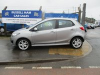 USED 2009 59 MAZDA 2 1.3 TAMURA 5d 85 BHP 1 Owner Car .8 Stamps Of Service History .New MOT & Full Service Done on purchase + 2 Years FREE Mot & Service Included After . 3 Months Russell Ham Quality Warranty . All Car's Are HPI Clear . Finance Arranged - Credit Card's Accepted . for more cars www.russellham.co.uk  - Spare Key+Book Pack.