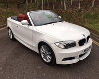 2013 BMW 1 SERIES 2.0 118D M SPORT 2d AUTO 141 BHP £12390.00