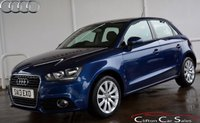 USED 2013 13 AUDI A1 1.2TFSi SPORTBACK SPORT 5 DOOR 86 BHP Finance? No deposit required and decision in minutes.