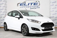 "USED 2016 66 FORD FIESTA 1.0 ST-LINE 3d 100 BHP FULL DRESS UP KIT, 17"" ALLOYS / FREE ROAD TAX / 100PS / STUNNING CAR!!"