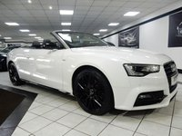 2015 AUDI A5 2.0 TDI S LINE SPECIAL EDITION PLUS 175 BHP £18950.00