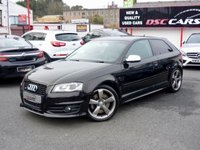 USED 2012 12 AUDI A3 2.0 S3 TFSI QUATTRO S LINE BLACK EDITION 3d 261 BHP