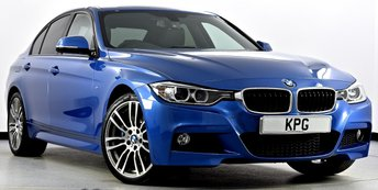 2014 BMW 3 SERIES 3.0 335d M Sport Sport Auto xDrive (s/s) 4dr £18995.00