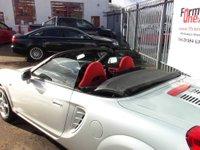 USED 2005 05 TOYOTA MR2 1.8 VVT-i Roadster 2dr FULL MOT+GREAT SERVICE HISTORY