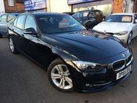 2015 BMW 3 SERIES 1.5 318I SPORT 4d AUTO 135 BHP