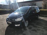 2015 FORD GALAXY 2.0 ZETEC TDCI 5d AUTO 138 BHP £SOLD