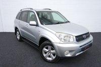 2005 TOYOTA RAV4 2.0 XT-R VVT-I 5d AUTO 147 BHP £4250.00