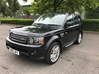 2012 LAND ROVER RANGE ROVER SPORT 3.0 SDV6 HSE 5d AUTO 255 BHP £SOLD
