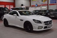 2013 MERCEDES-BENZ SLK 2.1 SLK250 CDI BLUEEFFICIENCY AMG SPORT 2d AUTO 204 BHP £16985.00