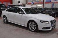 2010 AUDI A4 3.0 S4 QUATTRO 4d 330++ BHP £16985.00