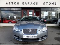 USED 2010 60 JAGUAR XF 3.0 V6 LUXURY AUTO 240 BHP ** LEATHER * NAV ** ** NAV * BLACK LEATHER **