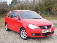 USED 2007 57 VOLKSWAGEN POLO 1.4 S 3d 79 BHP