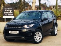 2015 LAND ROVER DISCOVERY SPORT 2.2 SD4 SE 5d 190 BHP 4X4 7 SEATS £SOLD