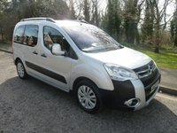 2009 CITROEN BERLINGO 1.6 MULTISPACE XTR HDI 5d 90 BHP £5000.00