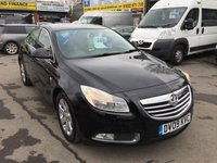 USED 2009 09 VAUXHALL INSIGNIA 1.8 SRI NAV 5 DOOR 140 BHP IN BLACK WITH FULL SERVICE HISTORY. APPROVED CARS ARE PLEASED TO OFFER THIS VAUXHALL INSIGNIA 1.8 SRI NAV 5 DOOR 140 BHP IN BLACK WITH FULL SERVICE HISTORY WITH 6 STAMPS IN THE SERVICE BOOK IN IMMACULATE CONDITION INSIDE AND OUT WITH A GREAT SPEC INCLUDING SAT NAV SPORTS SEATS AND CRUISE CONTROL.