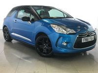 USED 2011 61 CITROEN DS3 1.6 E-HDI DSTYLE PLUS 3d 90 BHP Ideal First Car/Air Con