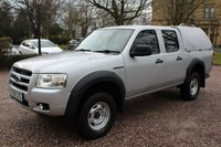 USED 2009 09 FORD RANGER 2.5 DOUBLE CAB 4X4 1d 141 BHP