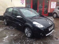 2012 RENAULT CLIO 1.1 DYNAMIQUE TOMTOM 16V 5d 75 BHP £SOLD