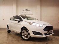 2013 FORD FIESTA 1.2 ZETEC 5d 81 BHP £6295.00