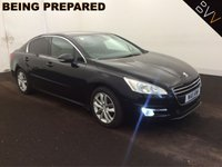 USED 2011 11 PEUGEOT 508 1.6 ACTIVE E-HDI 4d AUTO 112 BHP *IMMACULATE, FULL HISTORY*