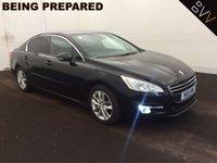 2011 PEUGEOT 508 1.6 ACTIVE E-HDI 4d AUTO 112 BHP £4995.00
