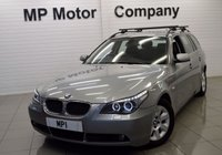 2004 BMW 5 SERIES 2.5 525D SE TOURING 5d 175 BHP £3695.00