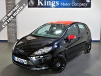 2009 FORD FIESTA 1.2 STYLE PLUS 5dr £2780.00