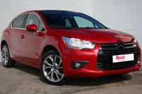 USED 2015 15 CITROEN DS4 1.6 E-HDI DSTYLE 5d 115 BHP 1 OWNER + FULL SERVICE HISTORY