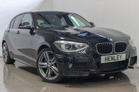 2013 BMW 1 SERIES 2.0 125D M SPORT 5d 215 BHP £12490.00