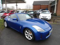 2006 NISSAN 350 Z 3.5 V6 3d 277 BHP £6995.00