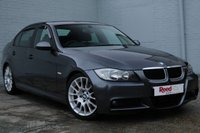 USED 2008 08 BMW 3 SERIES 2.0 320D EDITION M SPORT 4d 174 BHP FULL SERVICE HISTORY