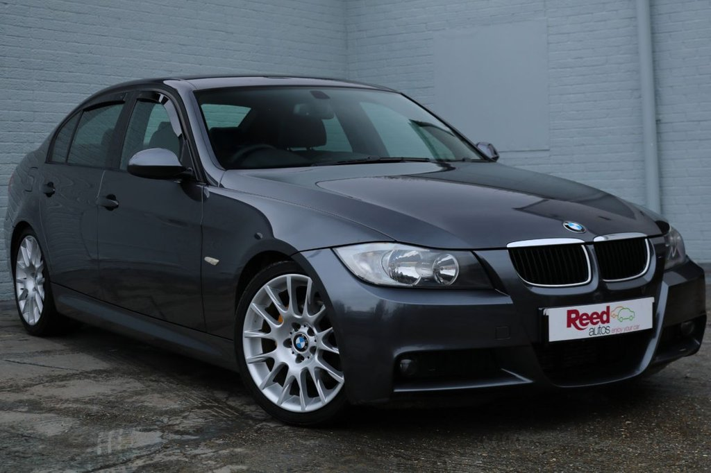 2008 08 BMW 3 SERIES 2.0 320D EDITION M SPORT 4d 174 BHP