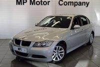 2006 BMW 3 SERIES 2.0 318I SE 4d 128 BHP £3495.00