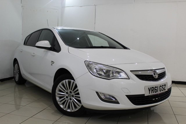 View our 2011 61 VAUXHALL ASTRA 1.4 EXCITE 5DR 98 BHP