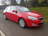 USED 2010 10 VAUXHALL ASTRA 1.6 SE 5d 113 BHP **LOW MILEAGE**GREAT CONDITION**SUPERB DRIVE**