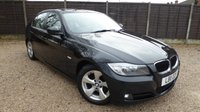 USED 2011 11 BMW 3 SERIES 2.0 320D EFFICIENTDYNAMICS 4dr Sat Nav, Leather, PDC