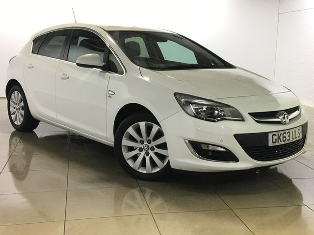 View our 2013 63 VAUXHALL ASTRA 2.0 ELITE CDTI S/S 5d 163 BHP
